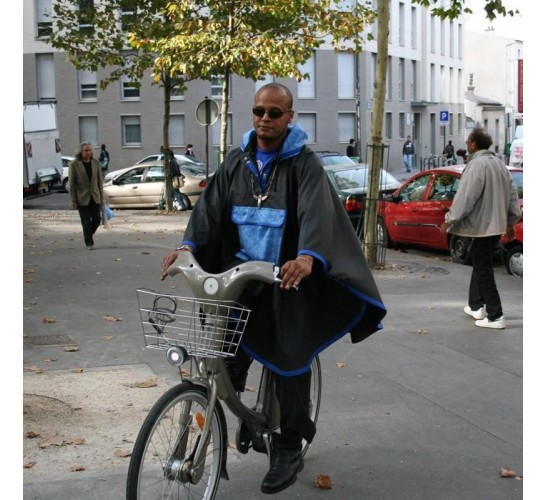 MAN RAIN CAPE - ORIGINAL BIKING PONCHO