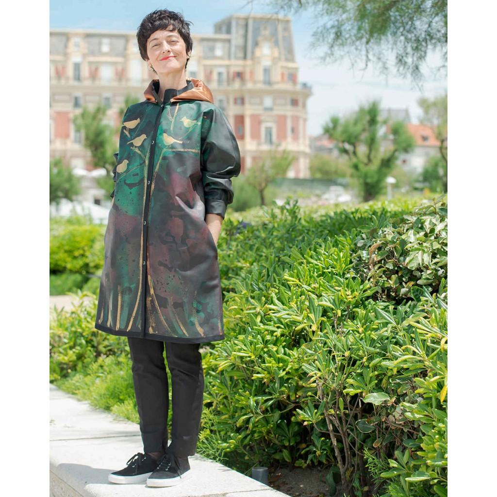 390b6a1da Rain Jacket