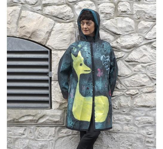 Rain Jacket Dog